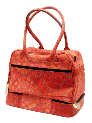 Product Overnight Bowler Bag Putipula Tjuta01