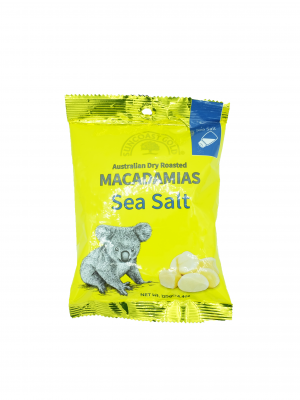 Product Sea Salt Flavoured Macadamia Nuts 125g01