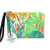 Product Simple Zipped Purse Rainforest Tropical Magic01