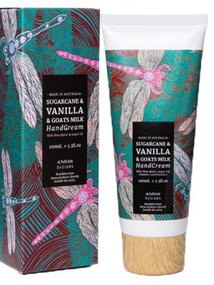 Product Sugarcane Vanilla Goats Milk Hand Cream01