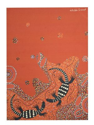 Product Tea Towel Perentie01
