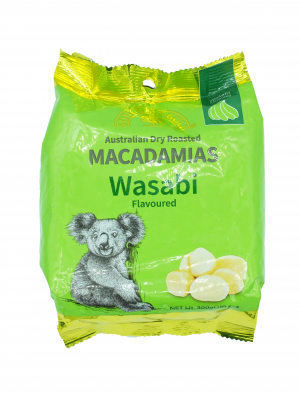 Product Wasabi Flavoured Macadamia Nuts 300g01