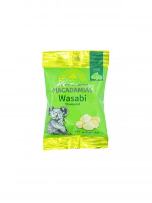 Product Wasabi Flavoured Macadamia Nuts 50g01