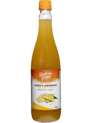 Product Ginger Lemongrass Refreshing Cordial