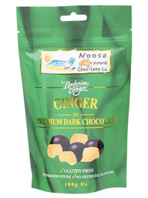 Dark Choc. Ginger
