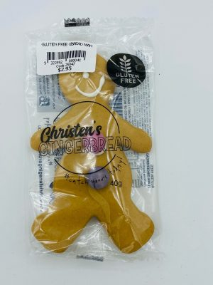 Gluten Free Gingerbread Man