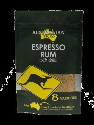 Espresso Rum Bbq Rub