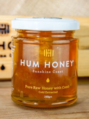 Honey W Comb 250g