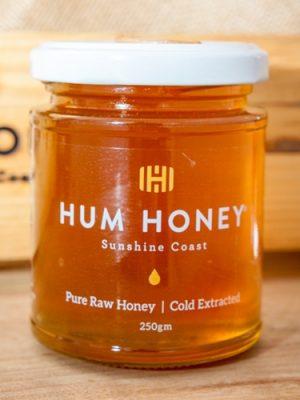 Pure Raw Honey 250g