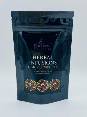 Herbal Infusions Lemon Ginger Lift
