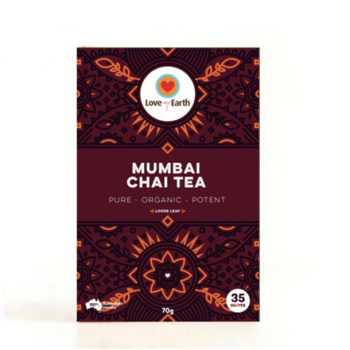 Mumbai Chai Tea