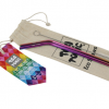Rainbow Eco Straws
