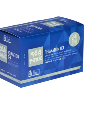 Relaxation Tea Bags
