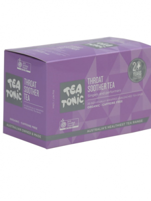 Throat Soother Tea Bags