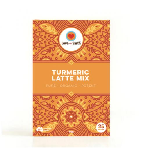 Turmeric Latte Mix