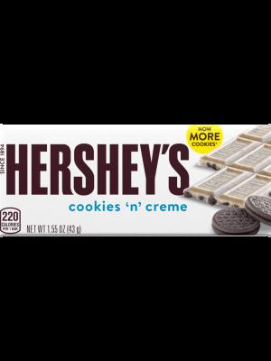 Cookies 'n' Creme Choc Bar