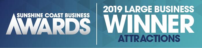Logo Sunshine Coast Business Awards 2019