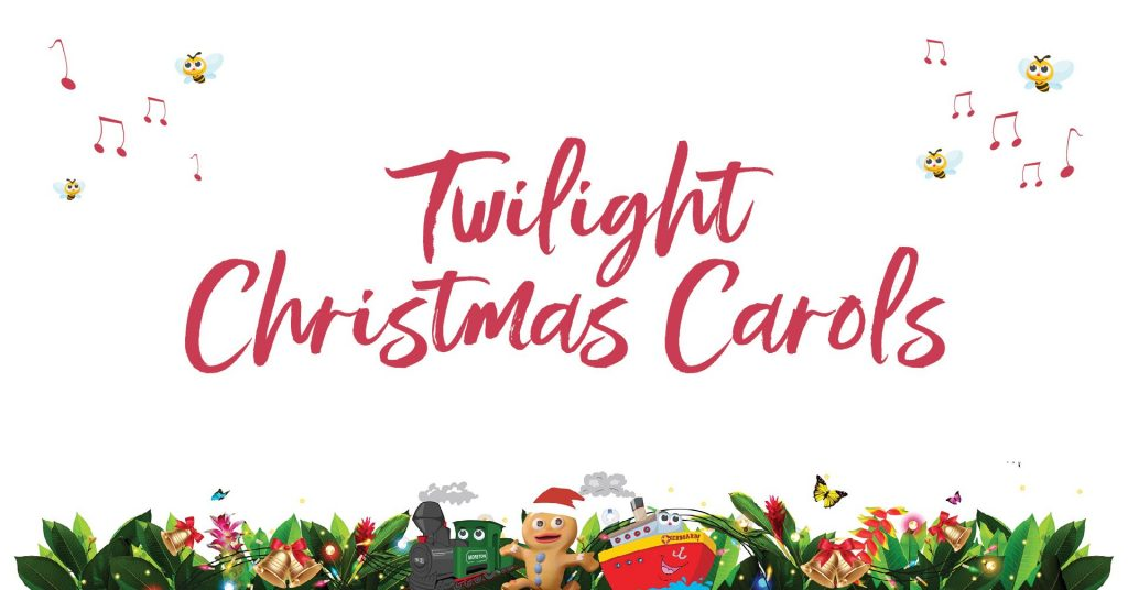 Twilight Christmas Carols