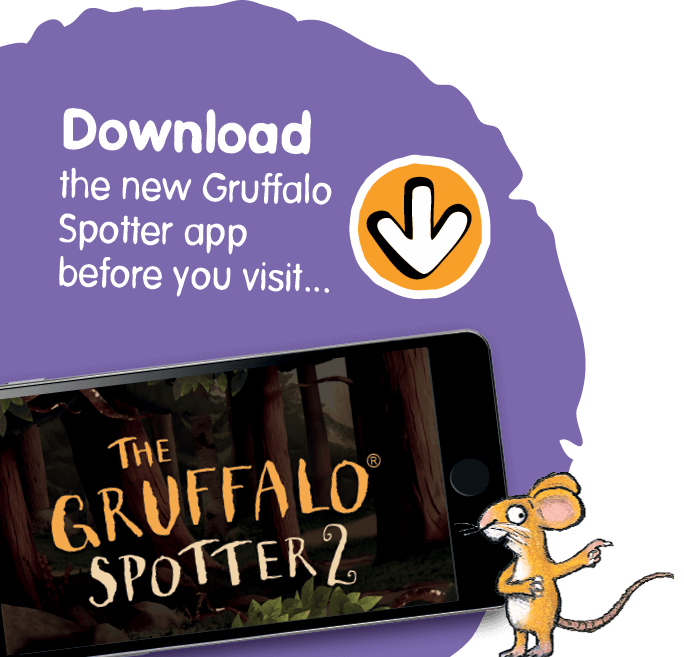 Download The New Gruffalo Spotter App